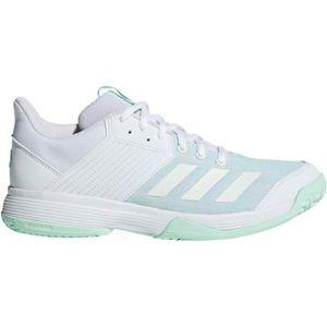 adidas LIGRA 6 W biela 6.5 - Dámska volejbalová obuv