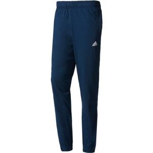 adidas ESSENTIALS TAPERED BANDED SINGLE JERSEY PANT - Pánske nohavice
