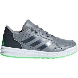 adidas ALTASPORT K sivá 34 - Detská voľnočasová obuv