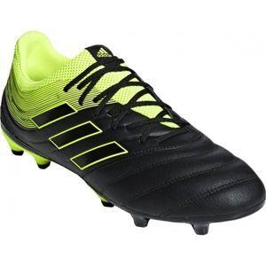 adidas COPA 19.3 FG čierna 7.5 - Pánske kopačky