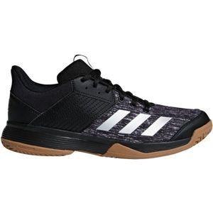 adidas LIGRA 6 čierna 10 - Volejbalová obuv