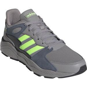 adidas CRAZYCHAOS béžová 10.5 - Pánska voľnočasová obuv