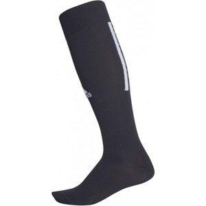 adidas SANTOS SOCK 18 čierna 31-33 - Futbalové štulpne