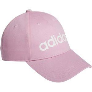 adidas DAILY CAP JNR ružová  - Detská šiltovka