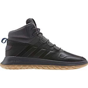 adidas FUSION STORM WTR sivá 8 - Pánska voľnočasová obuv