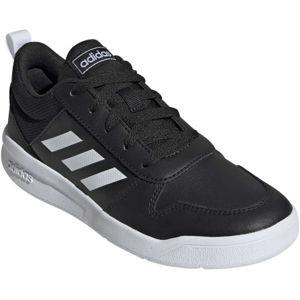 adidas TENSAUR K čierna 5 - Detská voľnočasová obuv