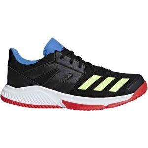 adidas ESSENCE čierna 8.5 - Pánska hádzanárska obuv