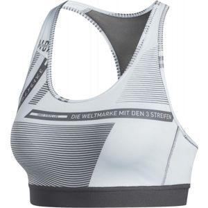 adidas DRST AOP BOS BR biela S - Športová podprsenka