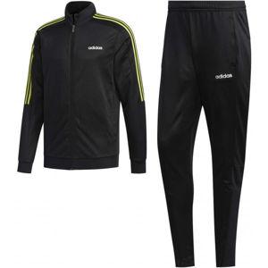 adidas TC TRACKSUIT čierna XL - Pánska tepláková súprava