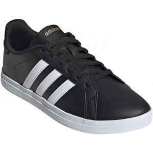 adidas COURTPOINT X čierna 7 - Dámske tenisky na voľný čas