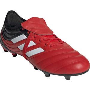 adidas COPA GLORO 20.2 FG červená 7 - Pánske kopačky