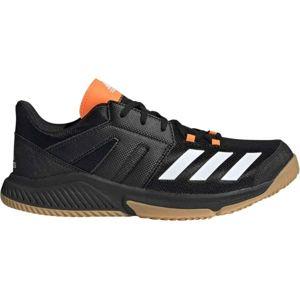 adidas ESSENCE čierna 8 - Pánska hádzanárska obuv