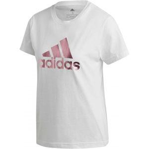 adidas UNIVVOL TEE 2 W  M - Dámske tričko