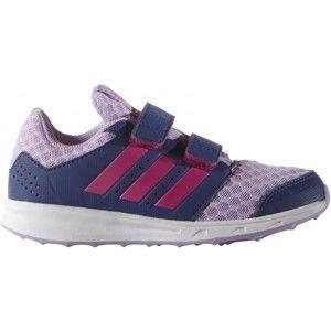 adidas LK SPORT 2 CF K fialová 3.5 - Detská bežecká obuv