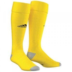 adidas MILANO 16 SOCK žltá 46-48 - Pánske štulpne
