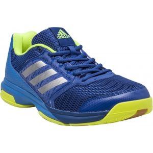 adidas MULTIDO ESSENCE modrá 12 - Pánska sálová obuv