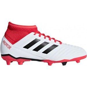 adidas PREDATOR 18.3 FG J - Chlapčenská futbalová obuv