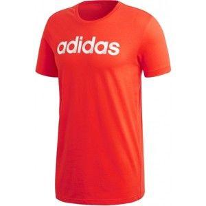 adidas SLICED LINEAR - Pánske tričko