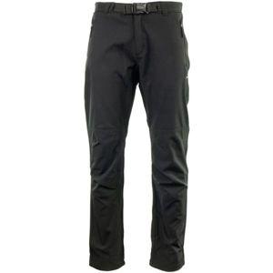 ALPINE PRO LORAL 2 čierna 54 - Pánske nohavice