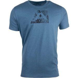 ALPINE PRO UMBERT - Pánske tričko