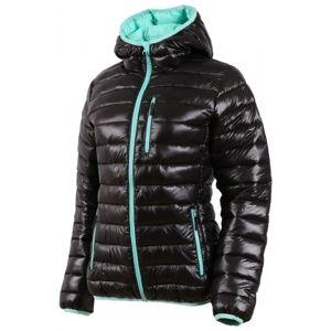 ALPINE PRO WUXI čierna M - Dámska bunda