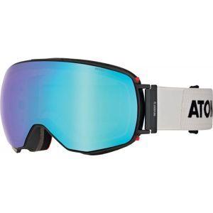 Atomic REVENT Q STEREO - Unisex  lyžiarske okuliare