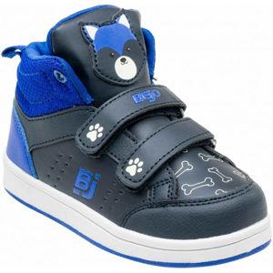 Bejo GODIE KDB tmavo modrá 25 - Detská voľnočasová obuv