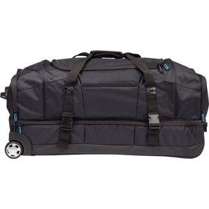 Bergun TROY 80 čierna  - Cestovná taška s pojazdom