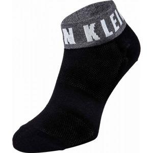 Calvin Klein WOMEN QUARTER 1P MODERN LOGO KAYLA  UNI - Dámske ponožky