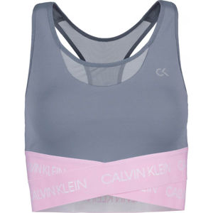 Calvin Klein MEDIUM SUPPORT SPORTS BRA  L - Dámska podprsenka