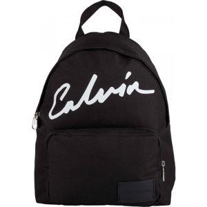 Calvin Klein SPORT ESSENTIALS CAMPUS BP35 čierna UNI - Dámsky mestský batoh