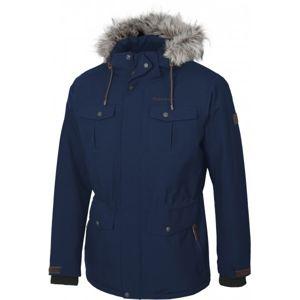 Carra LEON modrá L - Pánska zimná bunda