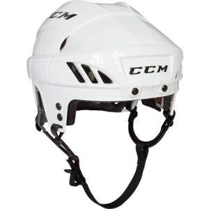 CCM FITLITE 60 SR biela M - Hokejová prilba