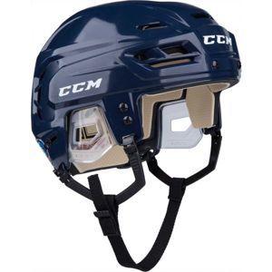 CCM TACKS 110 SR tmavo modrá (55 - 59) - Hokejová prilba