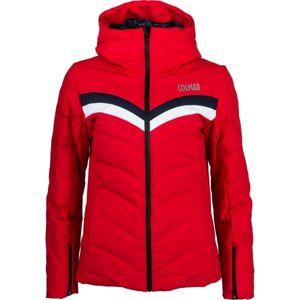 Colmar L. DOWN SKI JACKET červená 38 - Dámska lyžiarska bunda