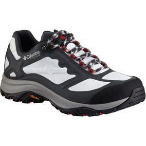 Columbia TERREBONNE OUTDRY EXTREME biela 6.5 - Dámska treková obuv