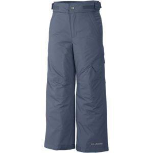 Columbia ICE SLOPE II PANT tmavo modrá S - Chlapčenské lyžiarske nohavice