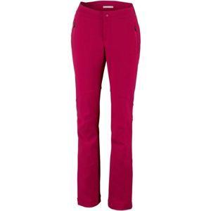 Columbia BACK BEAUTY PASSO ALTO HEAT PANT červená 10/l - Dámske outdoorové nohavice