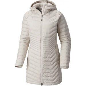 Columbia POWDER LITE MID JACKET - Dámsky zimný kabát