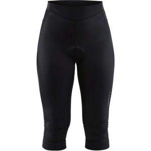Craft RISE KNICKERS W čierna XL - Dámske 3/4 cyklistické nohavice