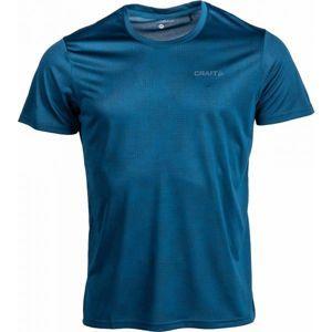 Craft FLY TEE M modrá XXL - Pánske funkčné tričko