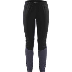 Craft STORM BALANCE W čierna XL - Pánske nohavice na bežecké lyžovanie