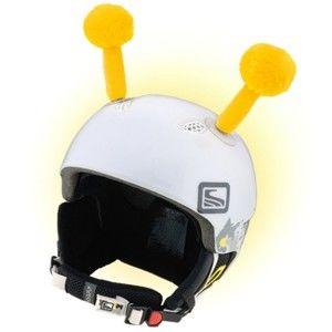 Crazy Ears UŠI-TYKADLÁ žltá NS - Uši na prilbu