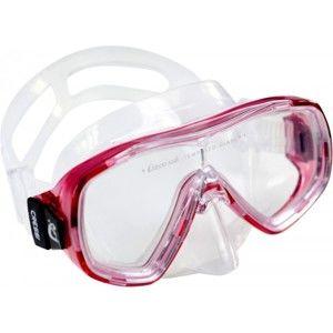 Cressi ONDA ružová NS - Potápačská maska