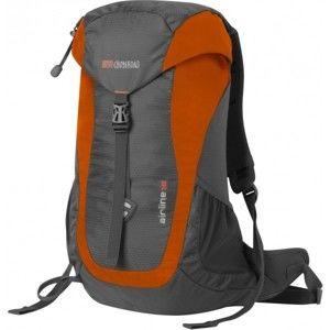 Crossroad AIRLINE 18 oranžová  - Turistický batoh