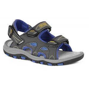 Crossroad MEAGAN čierna 26 - Detské sandále