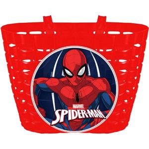 Disney SPIDERMAN  NS - Plastový košík na riadidlá