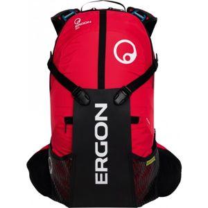 Ergon BX3 červená S - Cyklistický batoh