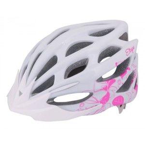 Etape VESPER biela (58 - 61) - Dámska cyklistická prilba