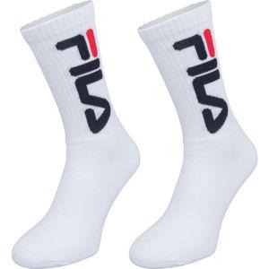 Fila UNISEX TENNIS 2P  43 - 46 - Unisex ponožky